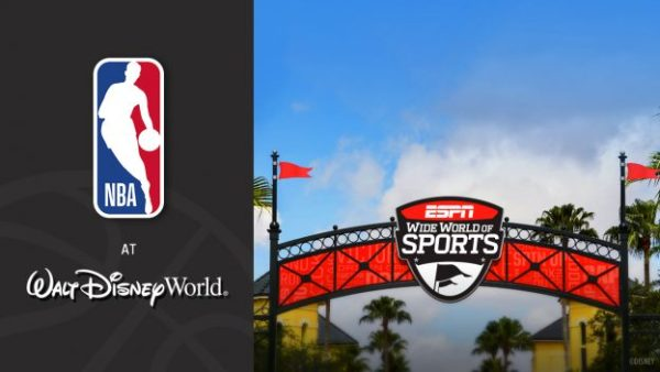 NBA players in Disney World to receive special perks NBA Players
