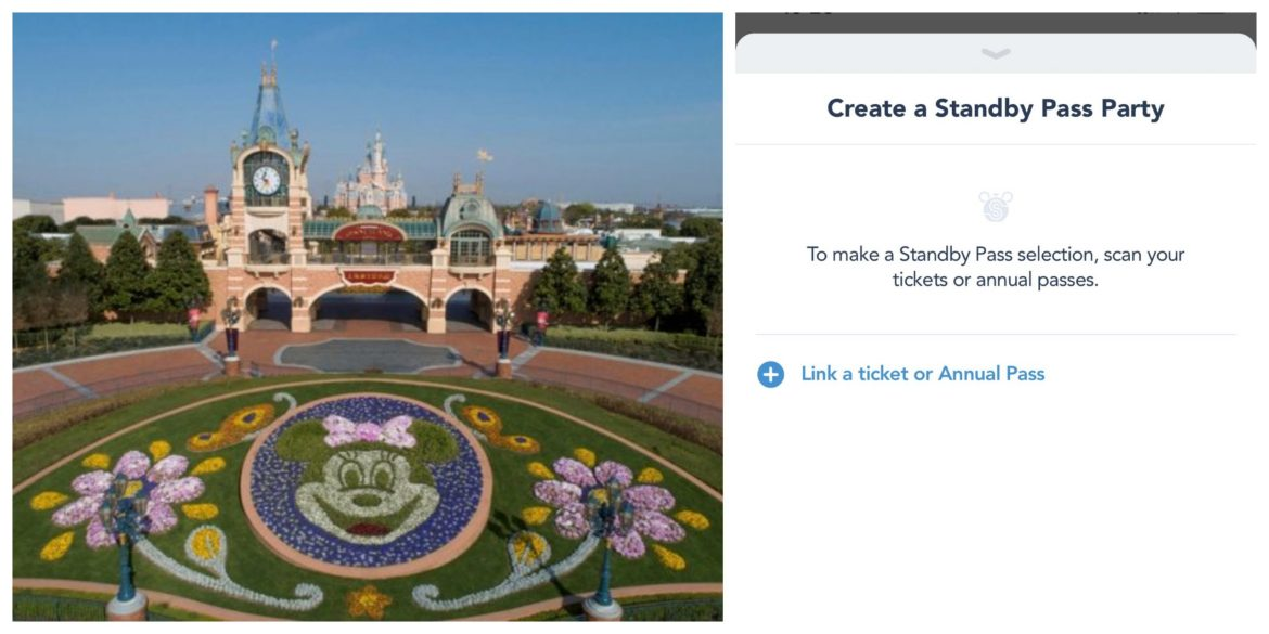 New Standby Pass Coming to Shanghai Disneyland