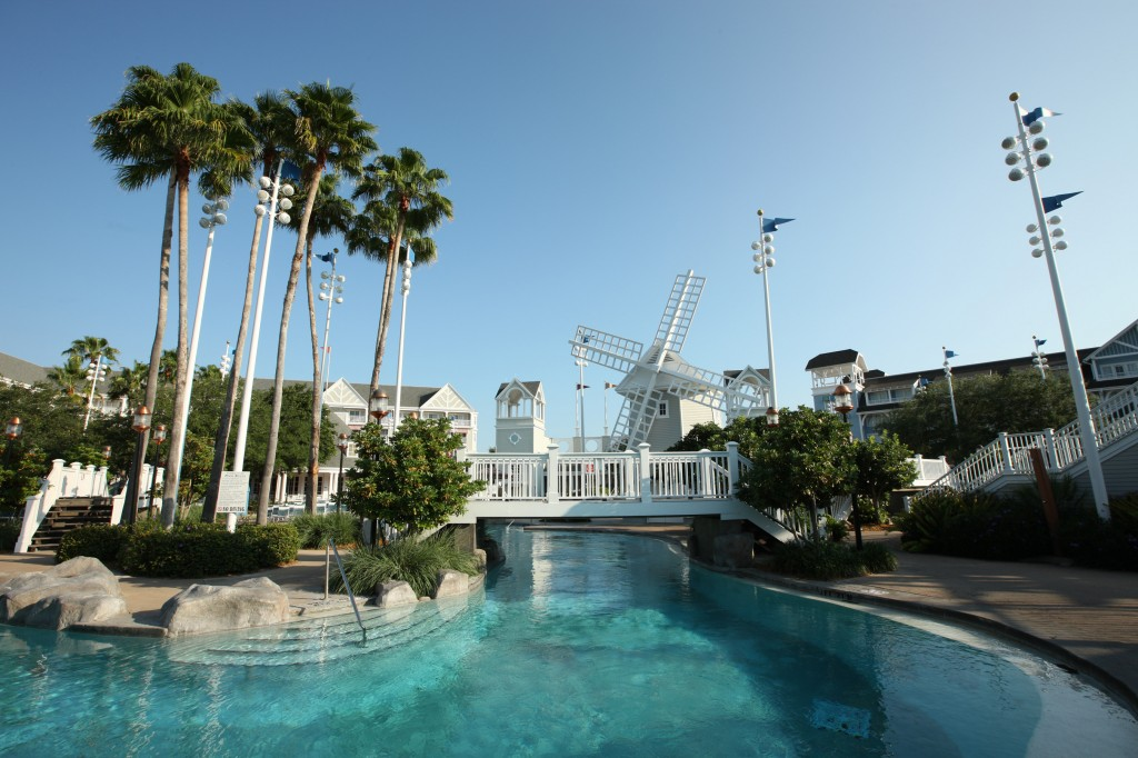 Stormalong Bay Closed but Beach Club Guests will have Access to Disney's BoardWalk Pool