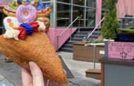 Celebrate The Fourth of July With An Apple Pie Doughnut From Voodoo Doughnut