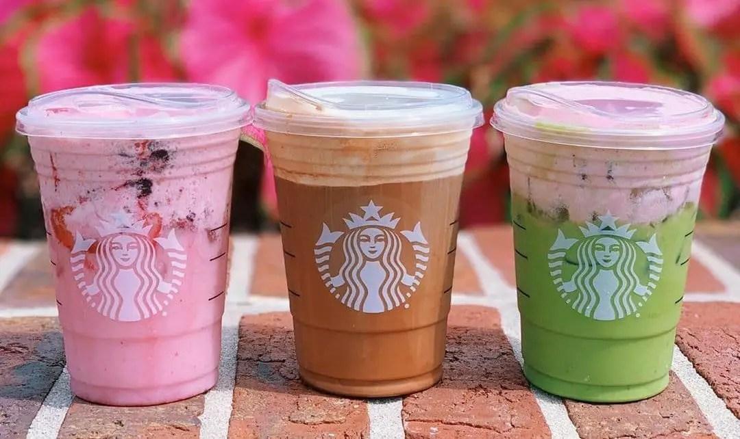 Starbucks Summer Refresh: New Summer Specialty Drinks at Starbucks in Disney Springs