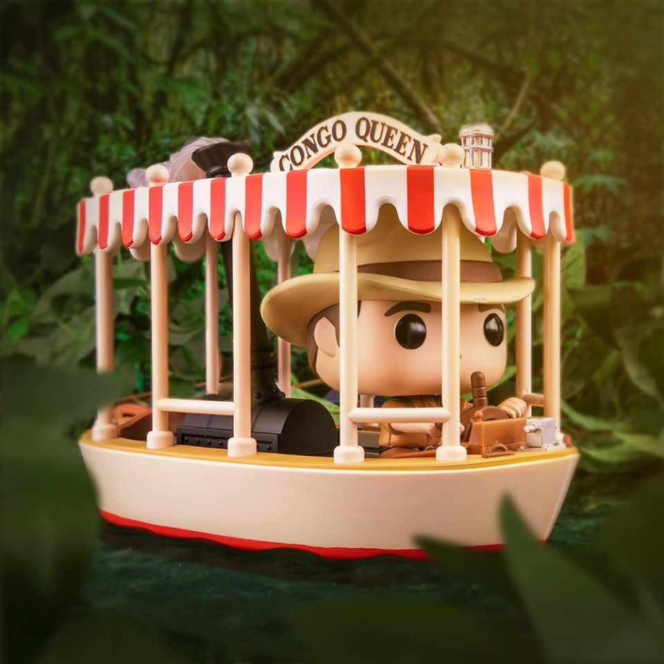 Adventurous Jungle Cruise Skipper Funko Pop Is Sailing Into Town Soon