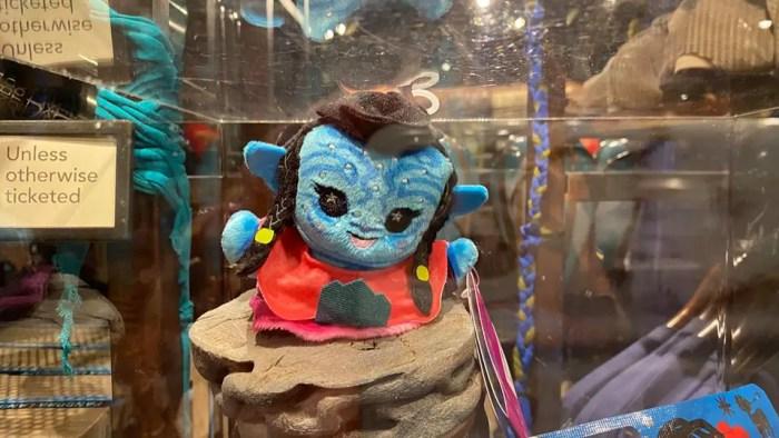Avatar Wishables And Banshee Shoulder Pets Now At Animal Kingdom Avatar Wishables