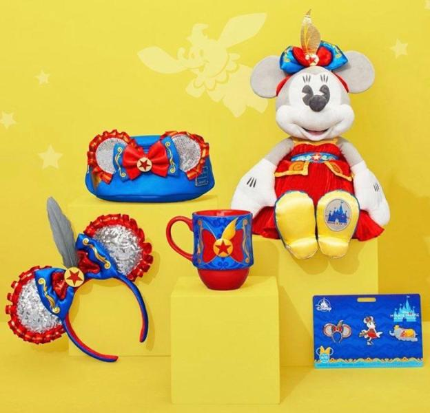Dumbo Minnie Main Attraction Collection