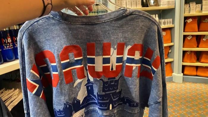 Norway Disney Spirit Jersey