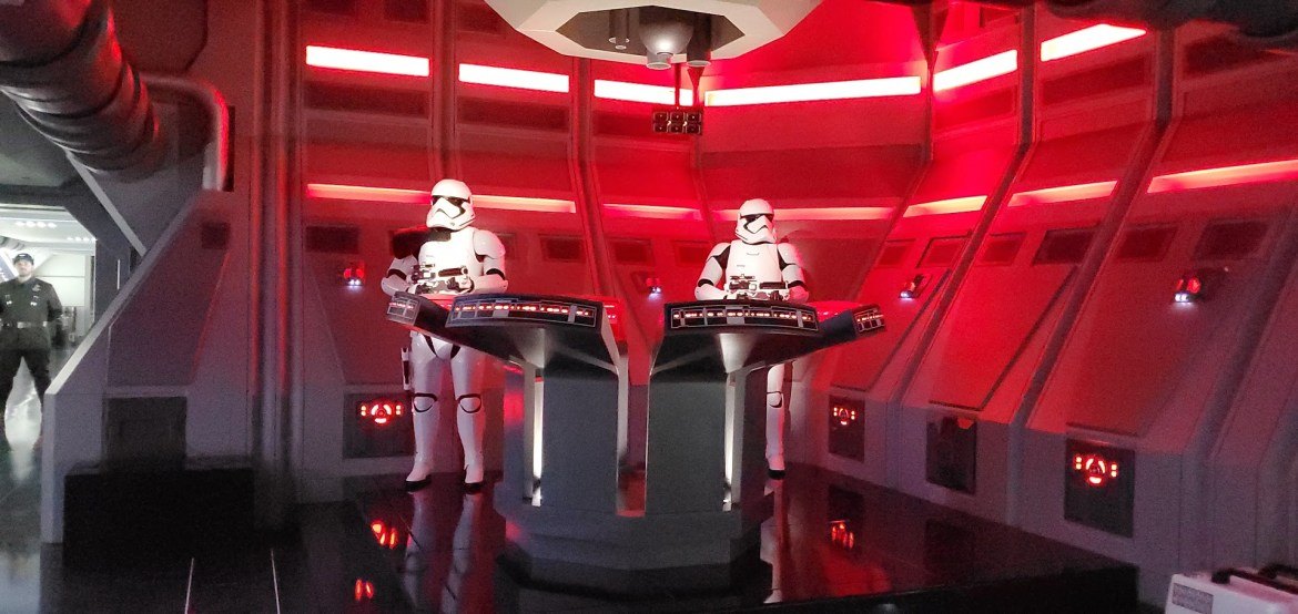 Disney World adjusts virtual queue times for Star Wars: Rise of the Resistance