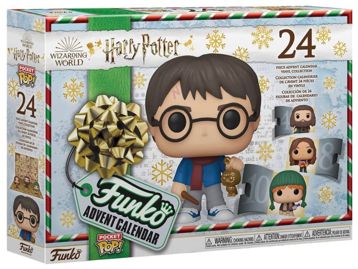 All New Harry Potter Funko Advent Calendar