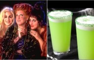 Hocus Pocus Witches Brew Of Immortality Drink Recipe!