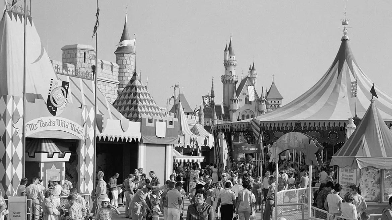 Disneyland Opened today back in 1955