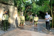 Walt Disney World President Jeff Vahle Shows Inside Look at Animal Kingdom Before Reopening