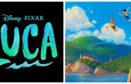 Disney & Pixar's all-new film Luca coming Summer 2021