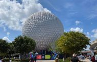 Disney Files permits for work in Epcot