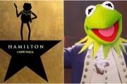 Impressionist Creates Act I 'Hamilton: A Muppet Musical' Parody
