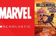 Marvel and Scholastic Assemble to Create New and Original Graphic Novels For Young Readers