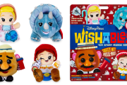 Toy Story Mania Wishables Are Now Back On shopDisney