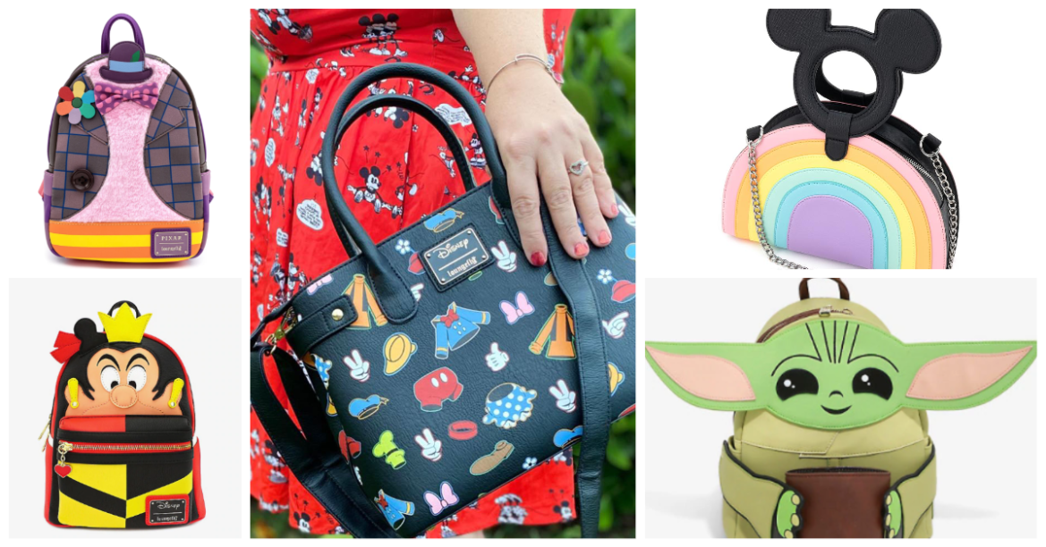 Disney Loungefly Bags That We Are Currently Obsessed With
