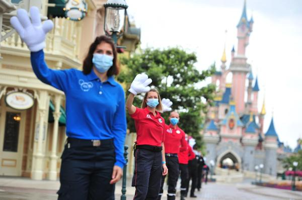 Disneyland Paris Officially Welcomes Back Guests Today 1