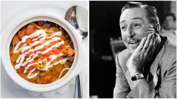 Celebrate The Anniversary Of Disneyland With Walt Disney S Chili Recipe Chip And Company