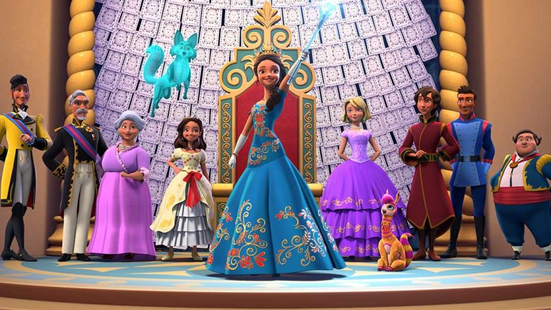 Disney's Elena of Avalor will end in August