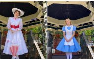 This Mary Poppins And Alice Character Experience Is Practically Perfect In Every Way!