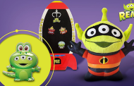ShopDisney Launching PIXAR Toy Story Alien Remix Collection!