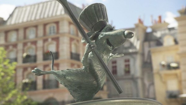 Ride Along Remy's Ratatouille: The Adventure! 1