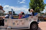 Mickey, Minnie & Friends Roll into Epcot
