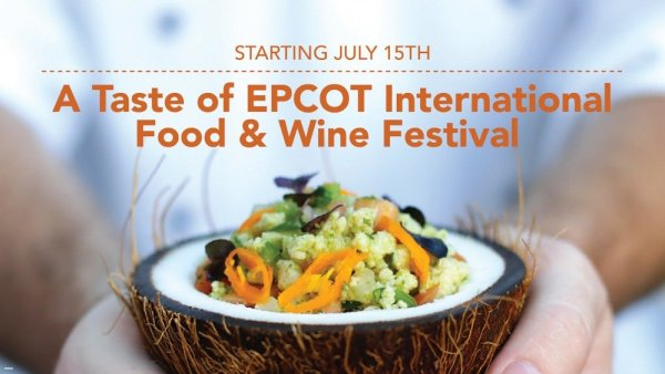 Taste of Epcot International Food and Wine Festival
