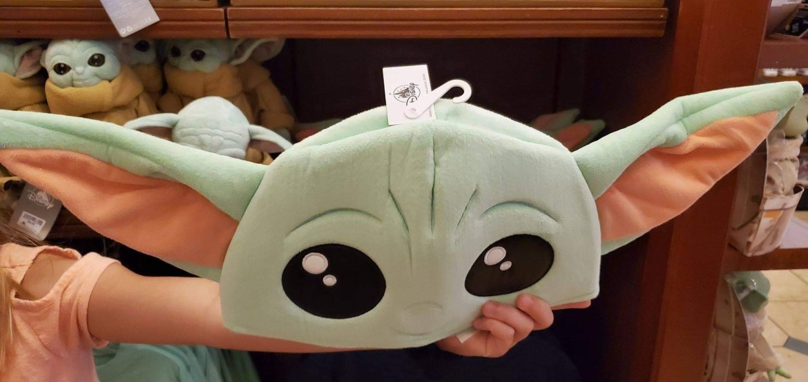 Cute New Baby Yoda Hats Have Arrived at Walt Disney World