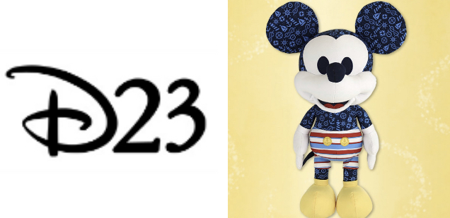 D23 Exclusive Early Access to Captain Mickey Mouse Plush