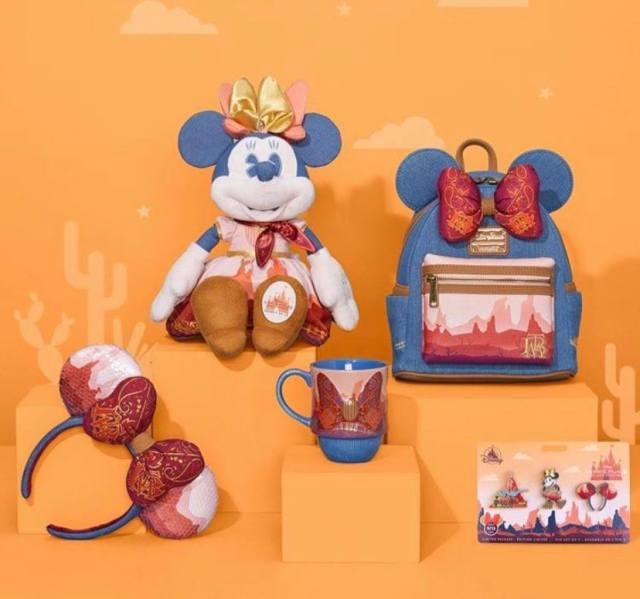 New Big Thunder Mountain Minnie Main Attraction Collection 1