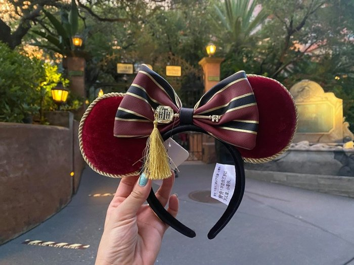 Tower of Terror Minnie Ears