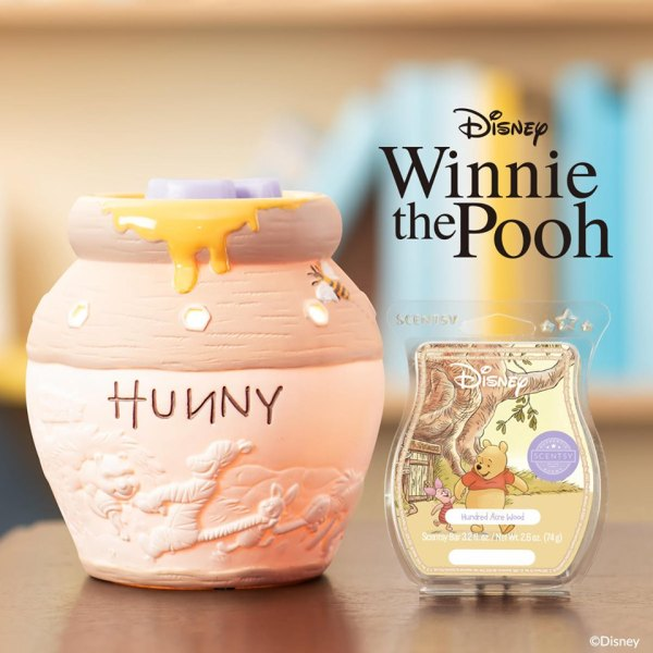 Winnie The Pooh Scentsy Collection