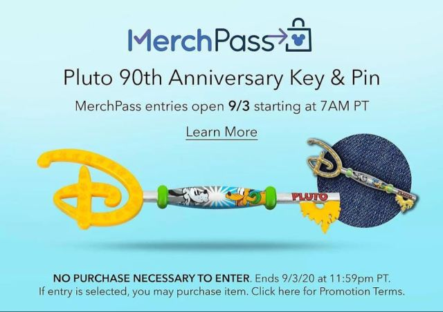 The New Pluto Disney Key Is Dog-Gone Cute And Coming Soon 3