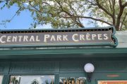 Central Park Crepes soft opening at Universal Studios Orlando