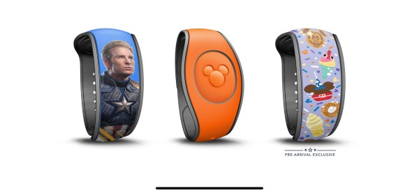 Free and Premium Magic Bands now available on the Disney World Website 8