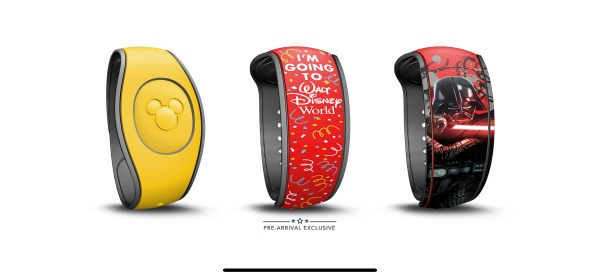 Free and Premium Magic Bands now available on the Disney World Website 5