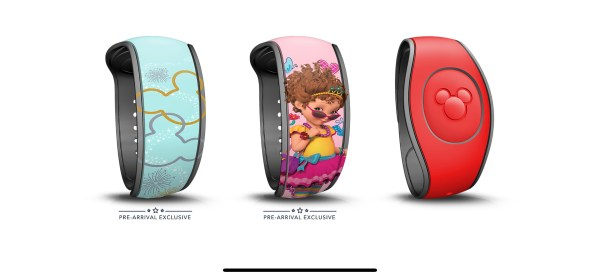 Free and Premium Magic Bands now available on the Disney World Website 11