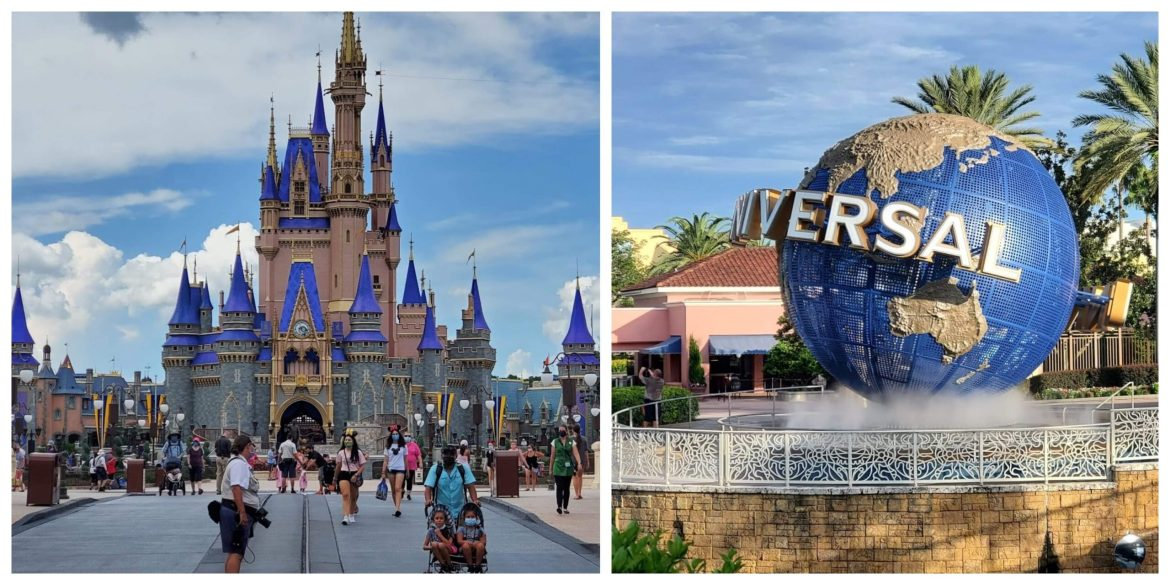 Still No Coronavirus Outbreaks Linked to Florida Theme Parks