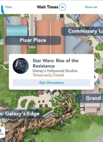 Star Wars Rise of the Resistance still closed after lightning strike last night 1