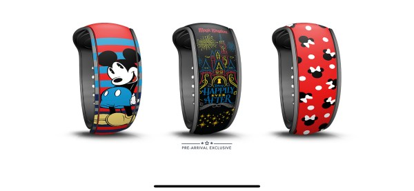 Free and Premium Magic Bands now available on the Disney World Website 10