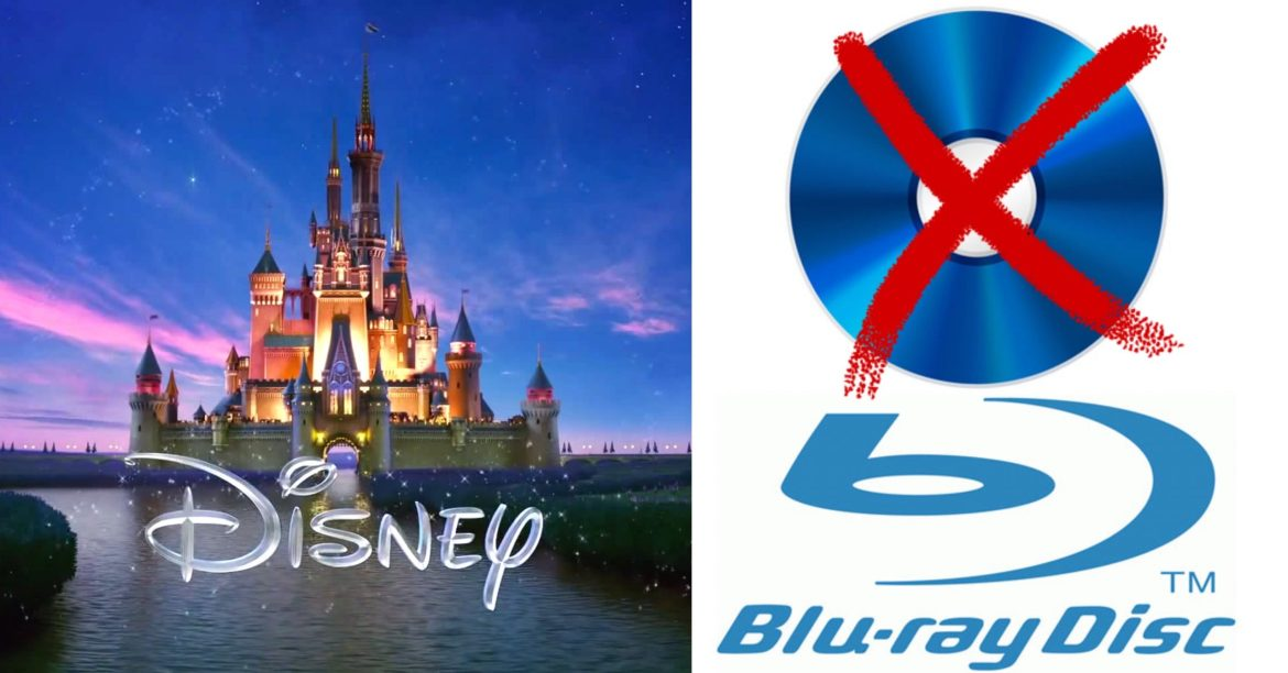 Rumored: Disney Will No Longer Release Films on 4K Ultra HD Blu-Ray