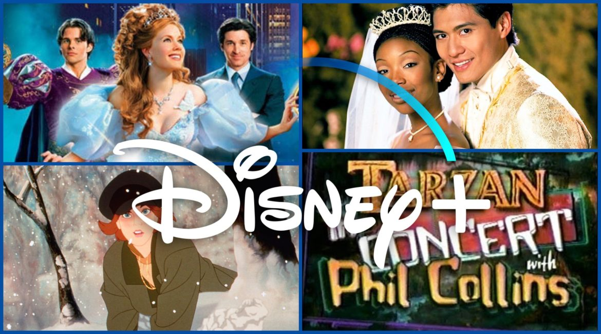 These Disney-Owned Musicals are Still Missing from Disney+