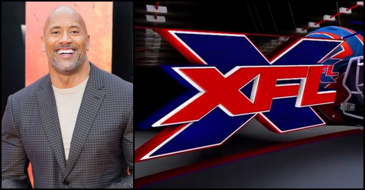 "Dwayne ""The Rock"" Johnson Buys Out Bankrupt XFL with Partners"