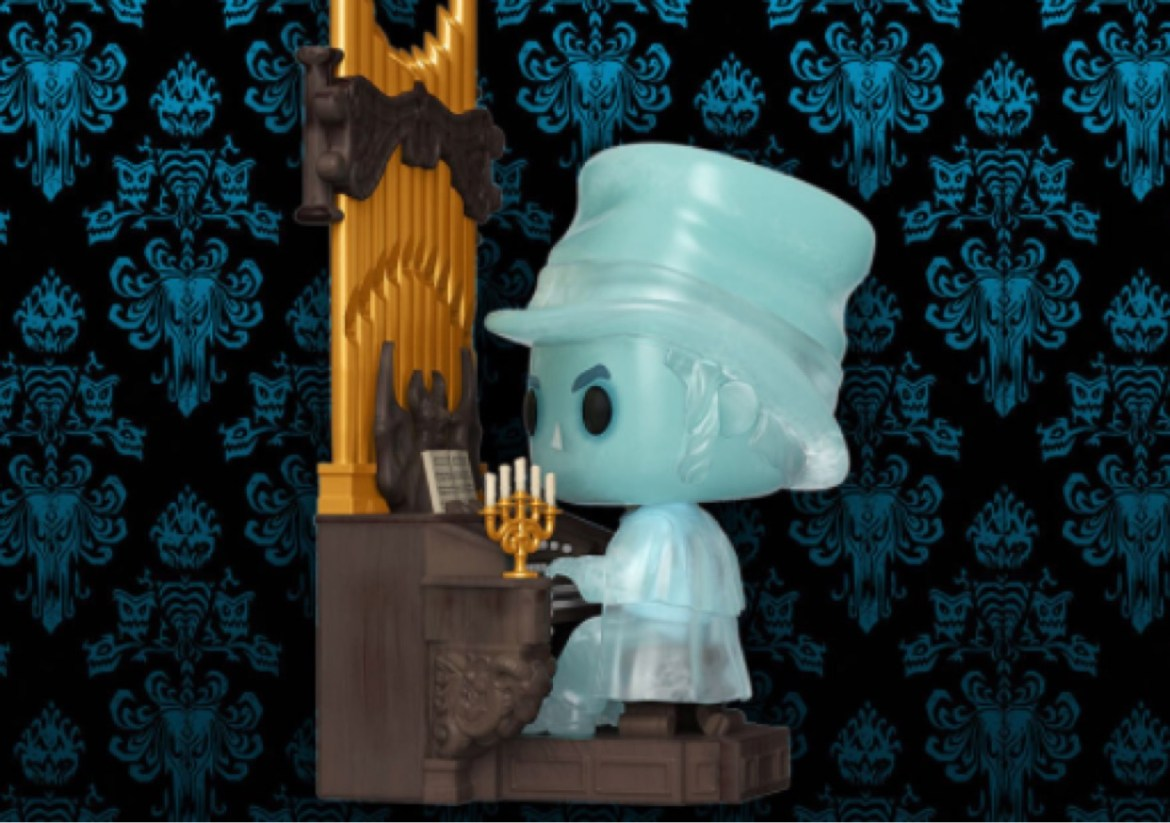 New Haunted Mansion Funko arrives at Disney World