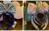 Epcot's France Pavilion releases French Macaron & Sequined Eiffel Tower Minnie Ear Headbands