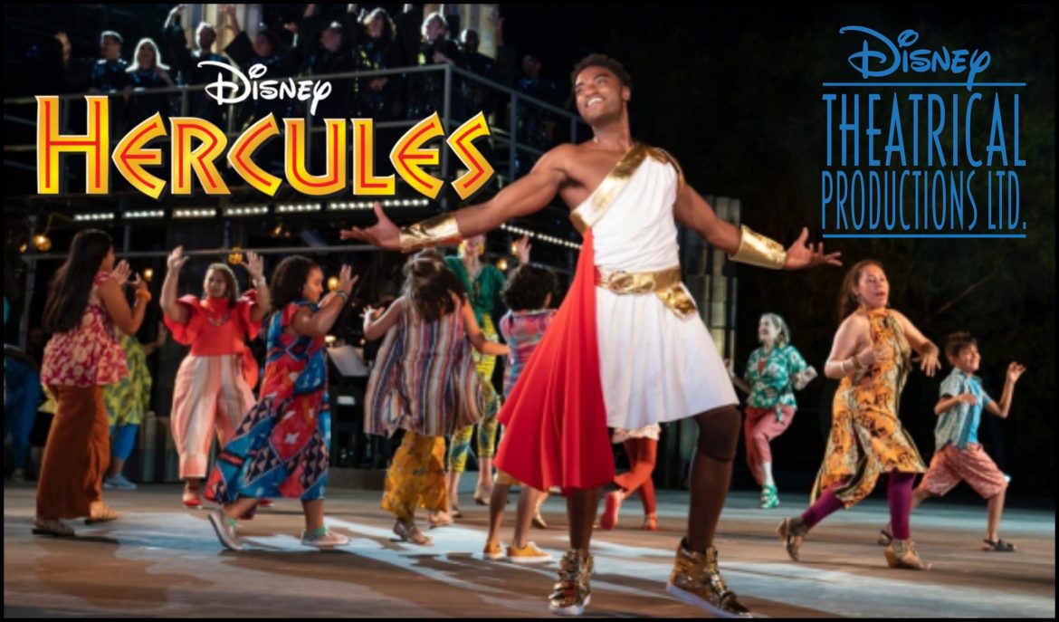 'Hercules' the Musical May Be Coming to Broadway