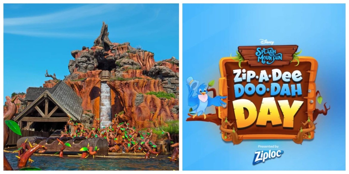 Disney removes 'Zip-A-Dee-Doo-Dah' from Theme Park Background Playlist & Game