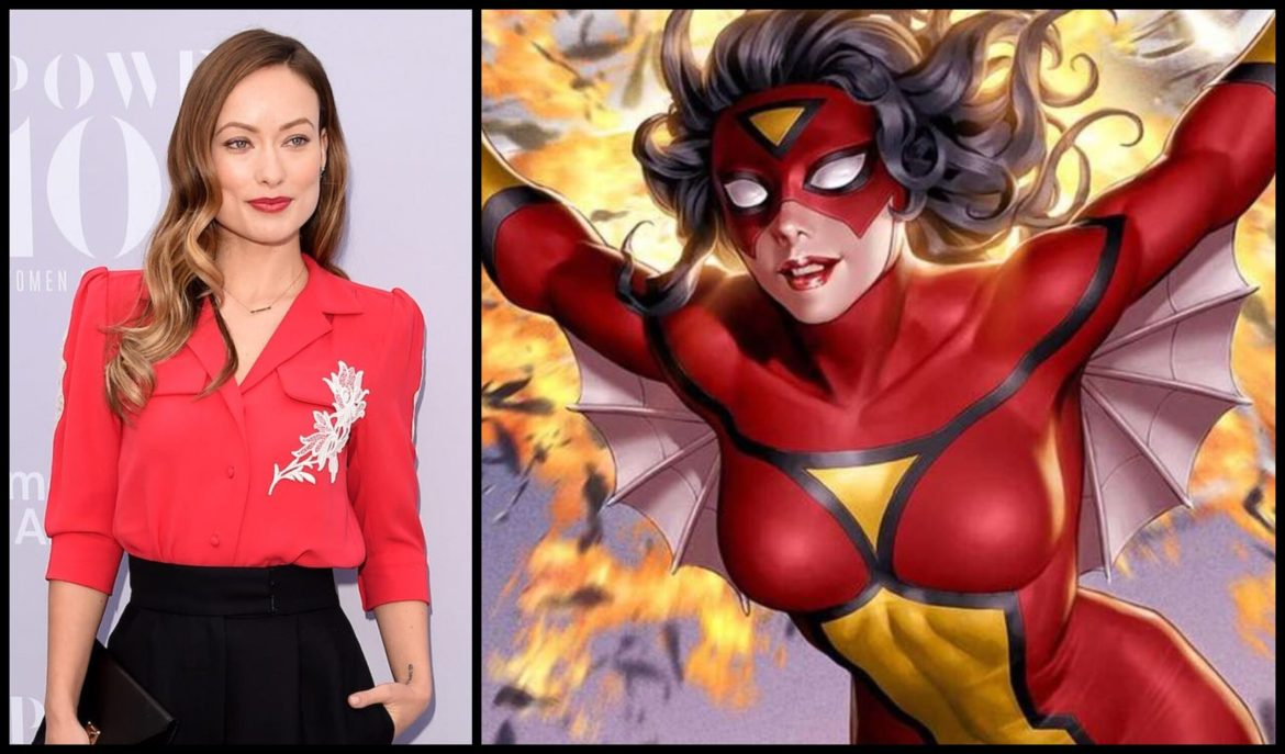 Olivia Wilde to Direct Untitled 'Spider-Woman' Film for Sony Pictures
