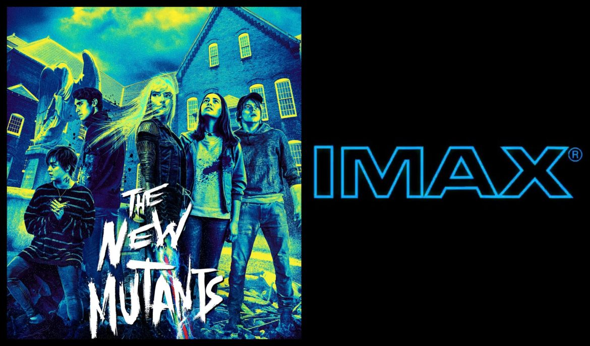 'The New Mutants' Will Premiere in Theaters and IMAX This Month